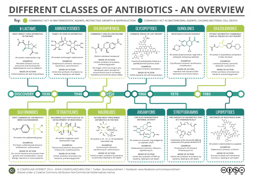 a brief history of antibiotics antibiotic Ancient history there is also good historical evidence that ancient civilizations   the modern era pyocyanase was probably the first antibiotic to be used to treat.
